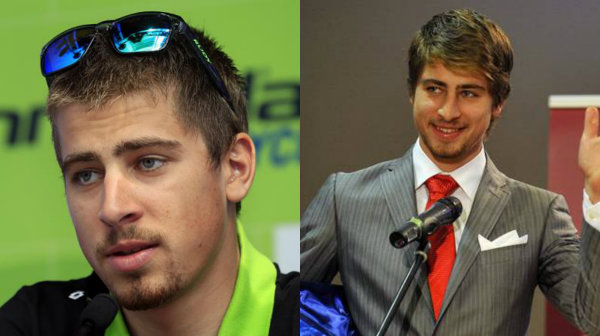 Celebrity A Farby – Peter Sagan