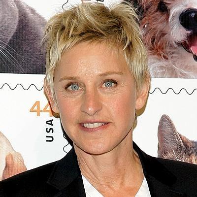 Štýl Ellen DeGeneres