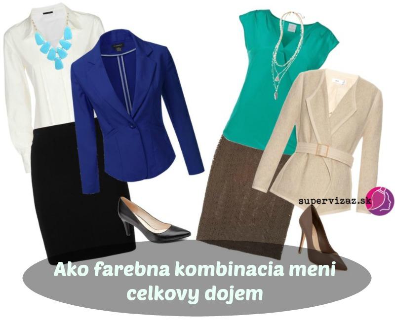 Ako Farebná Kombinácia Ovplyvňuje štýl Outfitu