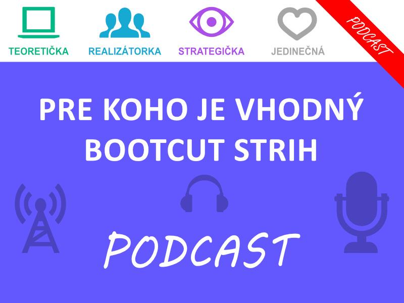 Podcast - Pre koho je vhodný bootcut strih