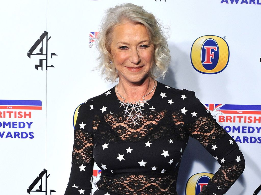 Váš Názor – Helen Mirren Na British Comedy Awards 2011