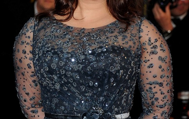 Celebrity A Tvar Postavy – Aishwarya Rai V Cannes 2012