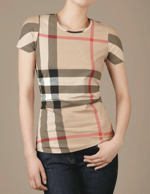 2 Burberry Womens Short T Shirt 007