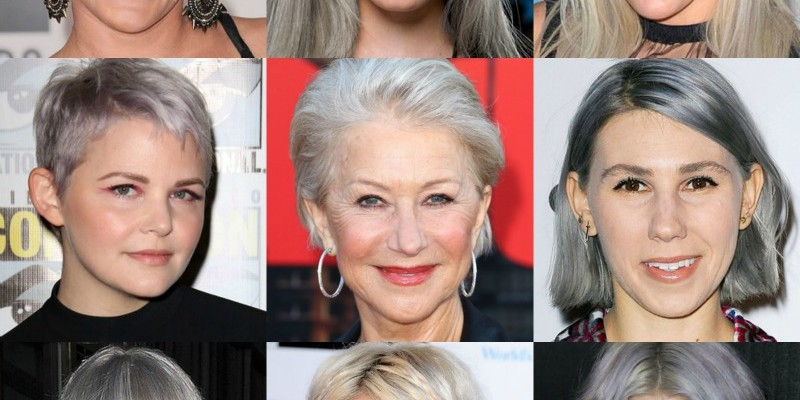 Sivé Vlasy