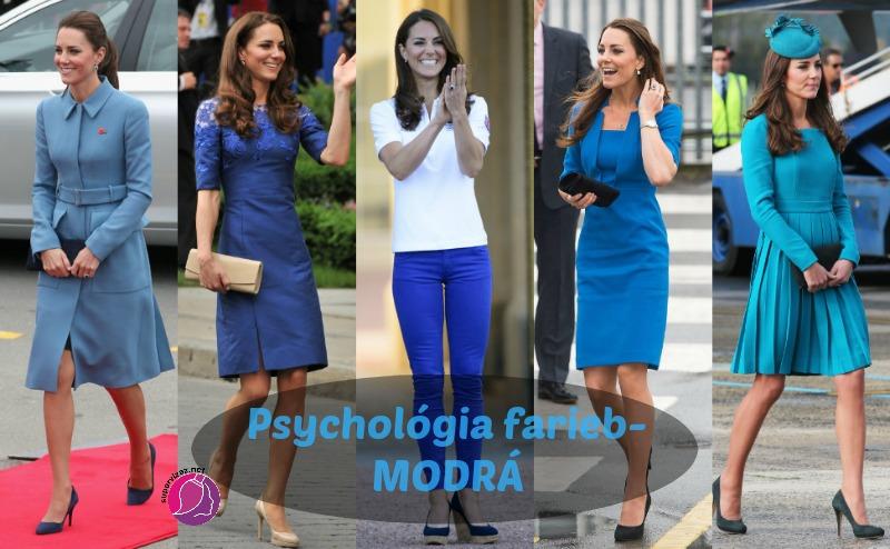 Psychológia Farieb – Modrá