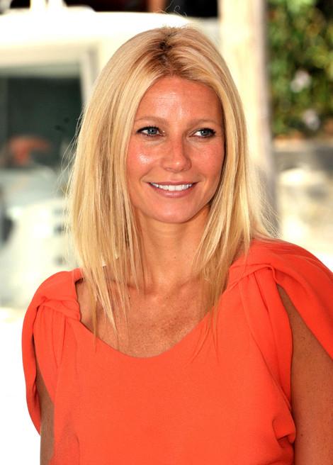 Pristane Gwyneth Paltrow Oranžová?