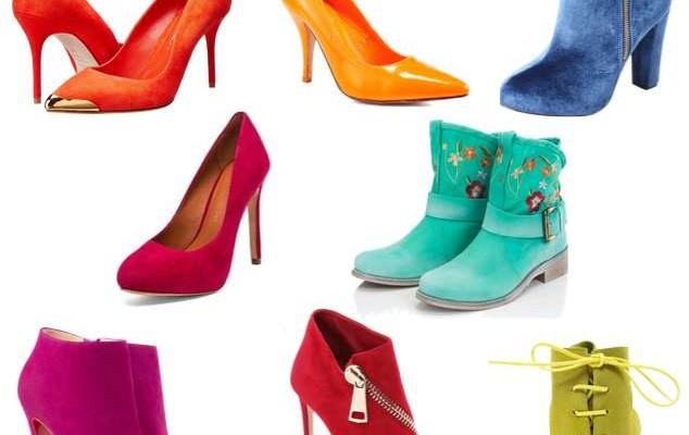 Pre Koho Sú Vhodné Výrazné Topánky?