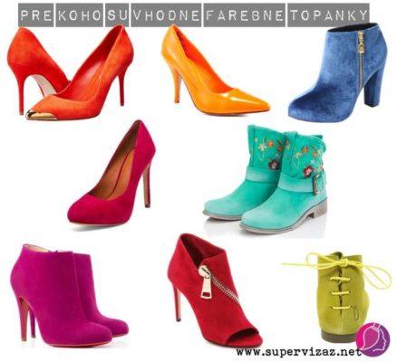 6cbd4a0446ee Pre koho sú vhodné výrazné topánky