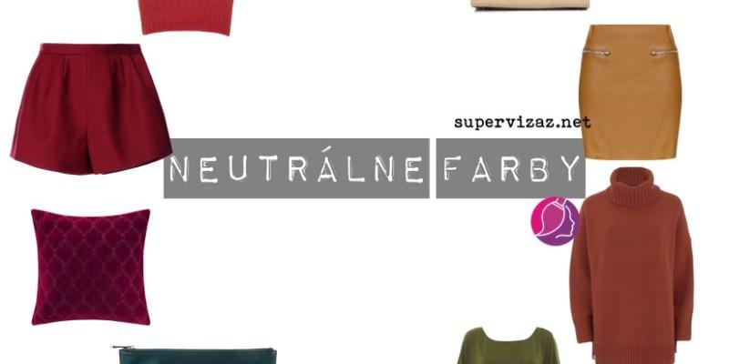 Neutrálne Farby – Ako Ich Spoznať