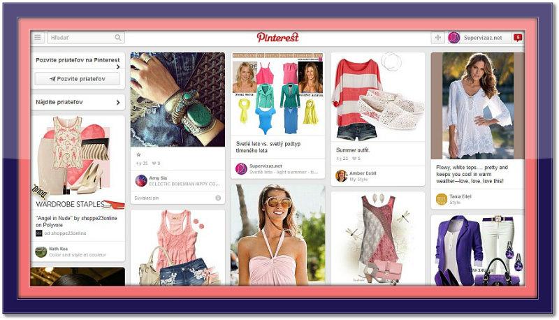 Na čo Je Dobrý Pinterest