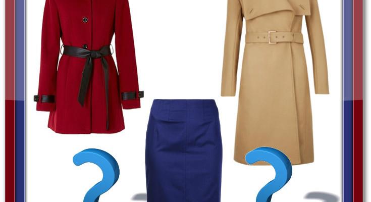 Móda, Tipy, Triky – Ako Zladiť Dĺžku Kabáta A Sukne