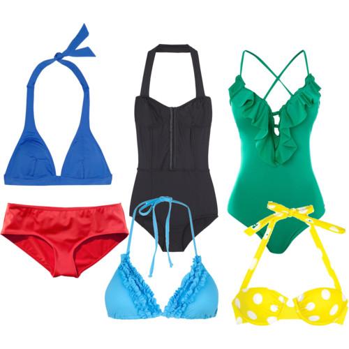 Móda, Tipy A Triky – Plavky