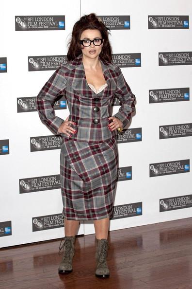 Helena Bonham Carter – Bohémsky Tmavý Typ