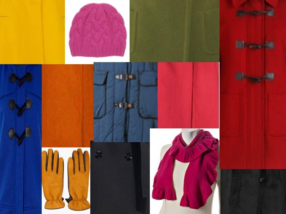 Farby – Zimný Kabát Nielen Pre Svetlý Typ