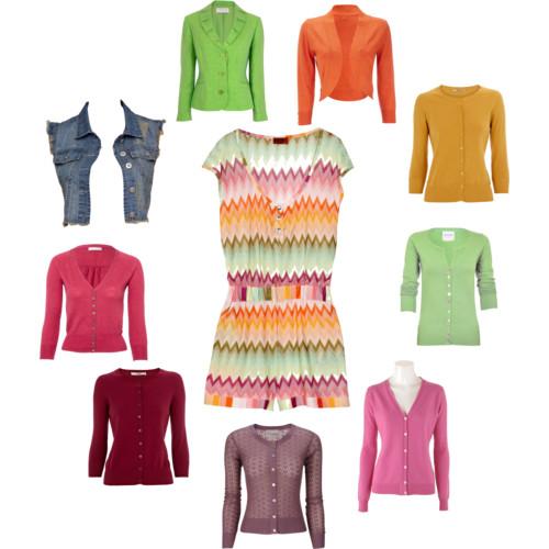 Farebná Typológia – Ako Nosiť Vzory