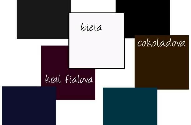 Farby – Neutrálne Farby Pre Tmavý Typ