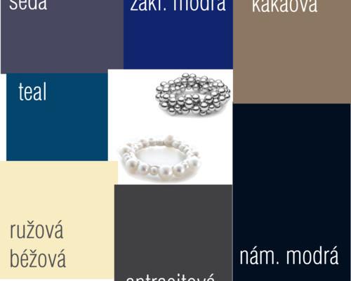 Farby – Neutrálne Farby Pre Chladný Typ