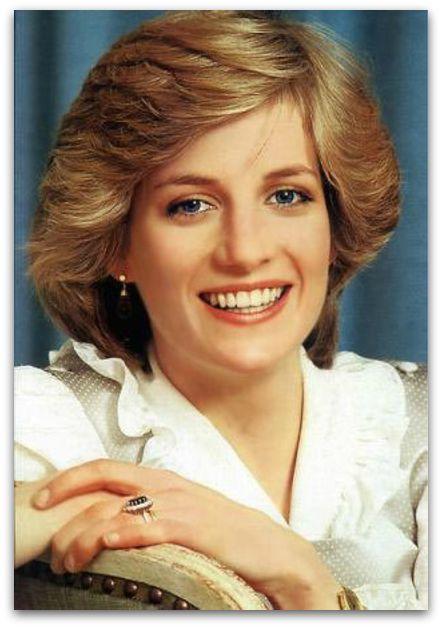 Princezná Diana A Jej Farebnosť