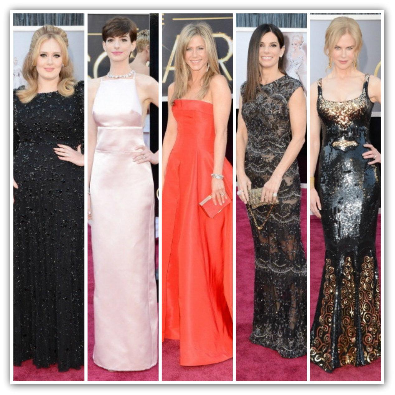 Celebrity A Udalosti – Oskar 2013