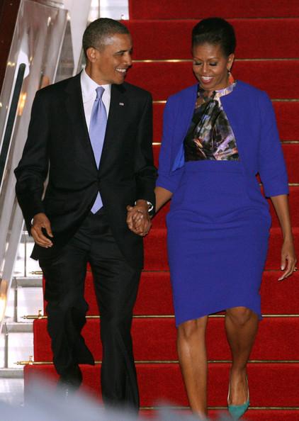 Celebrity A Udalosti – Michelle Obama V Londýne
