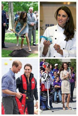 Celebrity a udalosti – Kate Middleton na návšteve Kanady b75a15ecc03