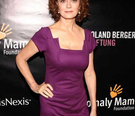 Celebrity A Tvar Postavy – Susan Sarandon – Veľké Prsia, štíhla Postava