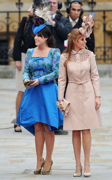 Celebrity A Tvar Postavy – Princezná Beatrice