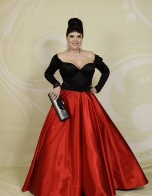 Celebrity A Tvar Postavy – Iveta Malachovská A Jej Plesové šaty