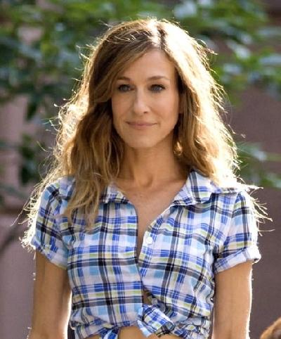Celebrity A Farby – Sarah Jessica Parker – Tlmené Leto
