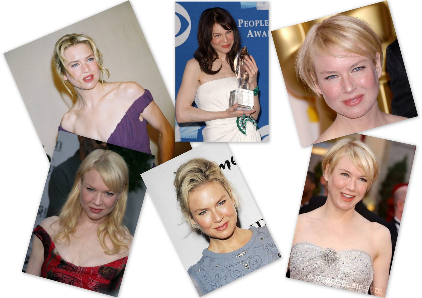 Celebrity A Farby – Tmavovlasá Bridget Jones?