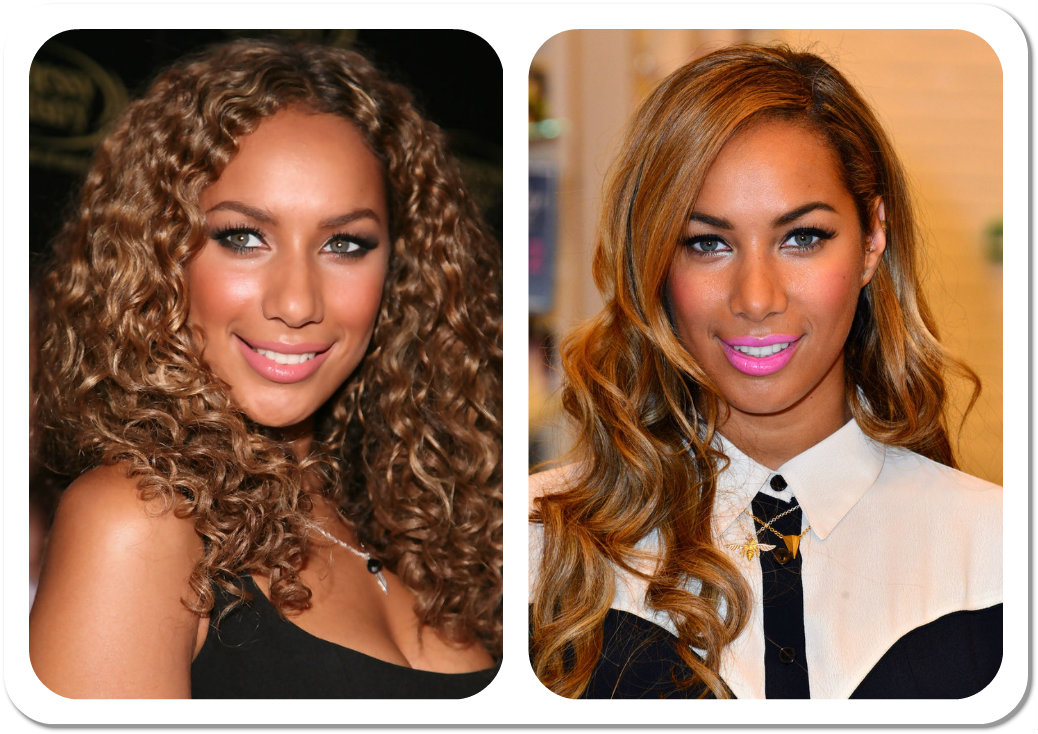Celebrity A Farby – Leona Lewis