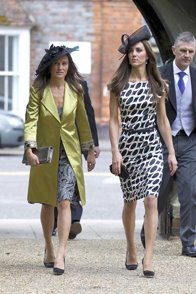 Celebrity A Farby – Kate A Pippa Middleton