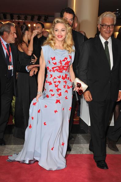 Celebrity A Udalosti – Madonna V Benátkach