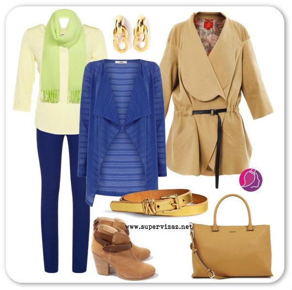 Ako Obliecť Svetlú Jar V Jesennom A Zimnom Období