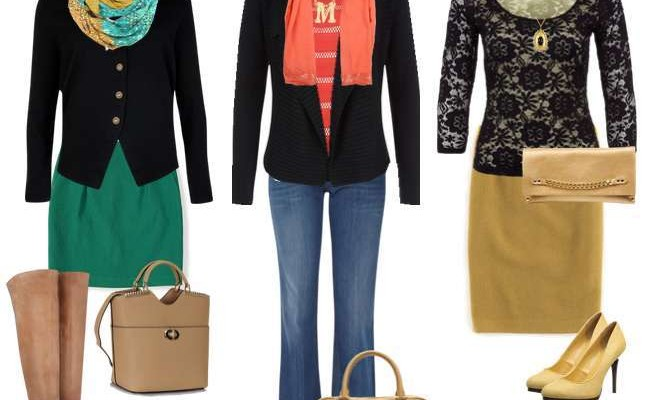 Ako Vyzerať Formálne A Nosiť čiernu, Ak Ste Svetlým Typom