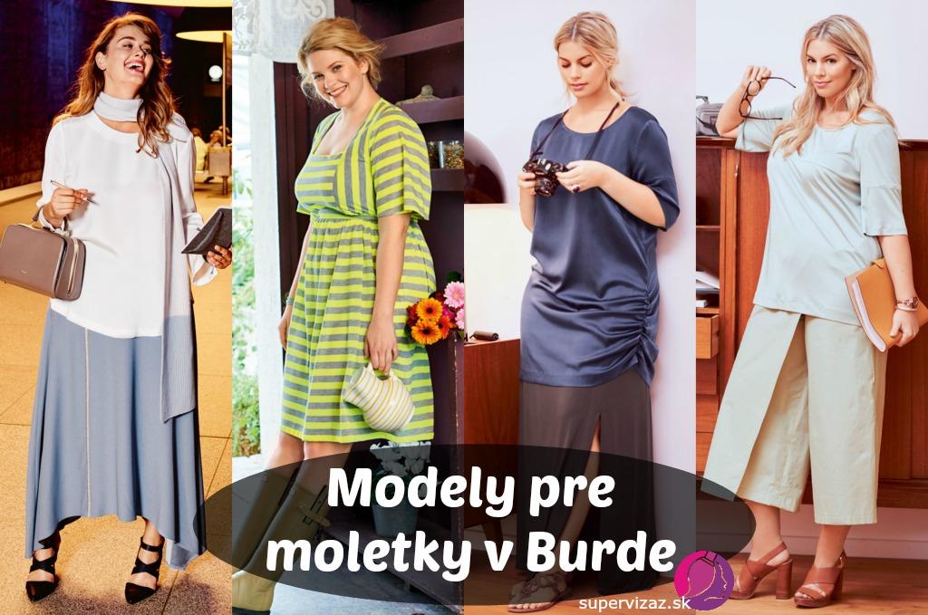 Modely Pre Moletky V Burde