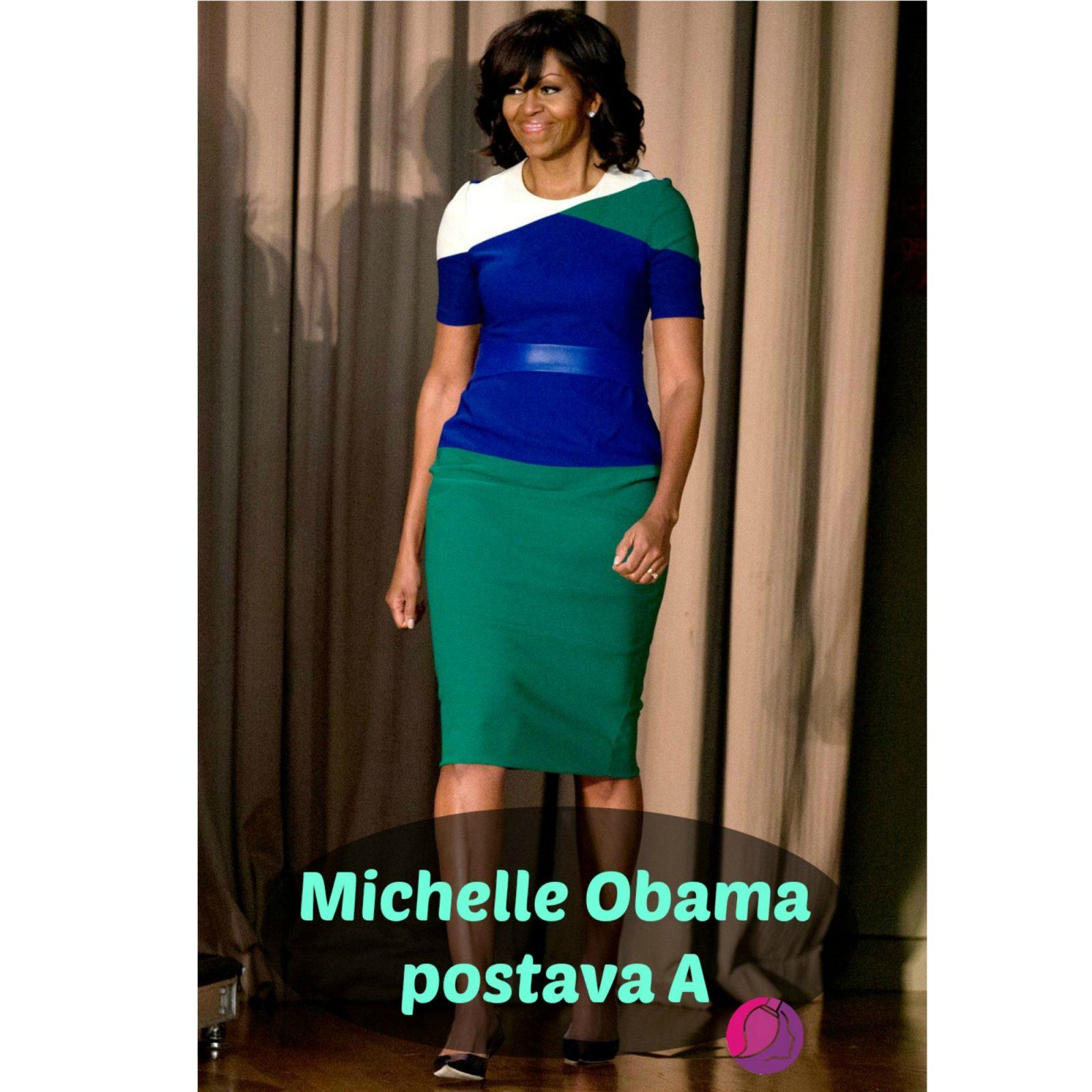 Michelle Obama – Postava A