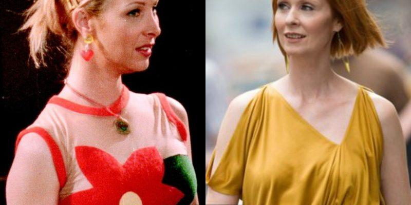 Miranda Versus Phoebe