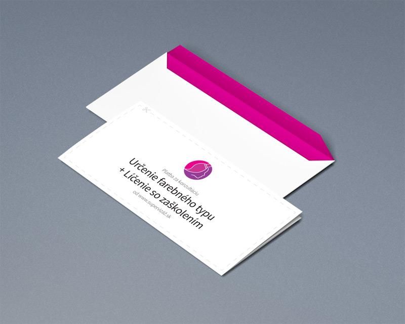 Darčeková Poukážka: Určenie Farebného Typu + Líčenie So Zaškolením