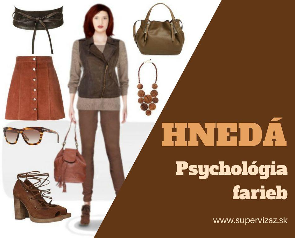 Psychológia Farieb – Hnedá
