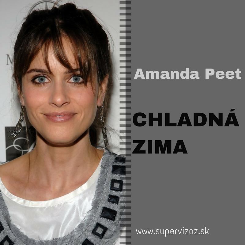Amanda Peet – Chladný Zimný Typ