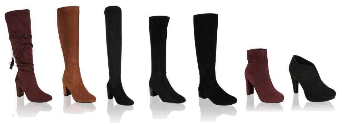 kolaz zimna obuv