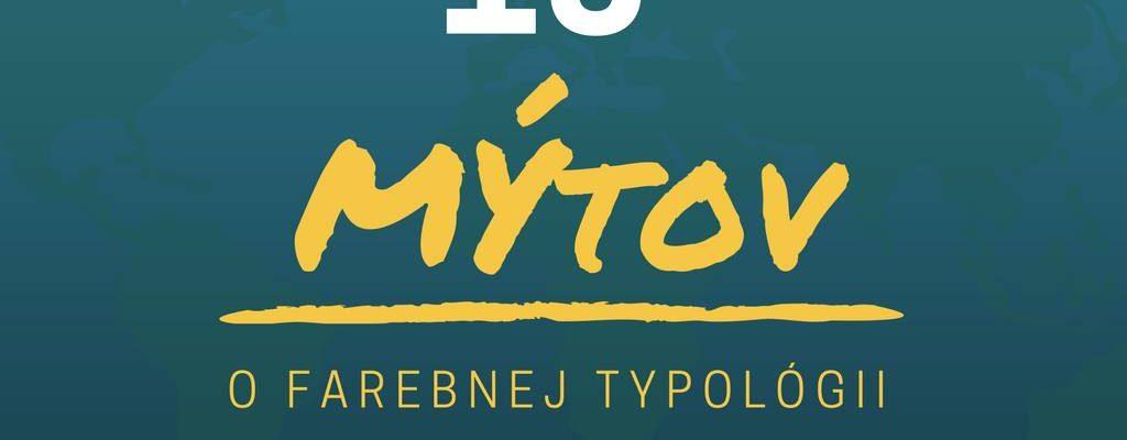 10 Najčastejších Mýtov O Farebnej Typológii