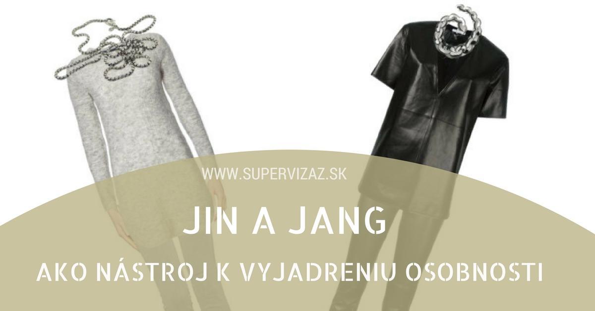Jin A Jang Ako Nástroj K Vyjadreniu Osobnosti