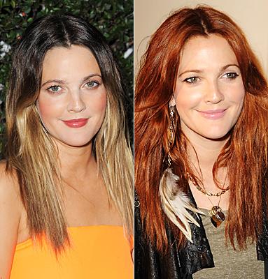 Strieda farby vlasov často a zmeny sú veľmi výrazné. Nad Emily som  premýšľala ef3050f525a
