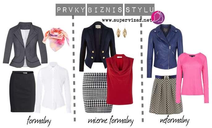 fc6bfcc73789 Typické prvky formálneho biznis oblečenia - Supervizáž